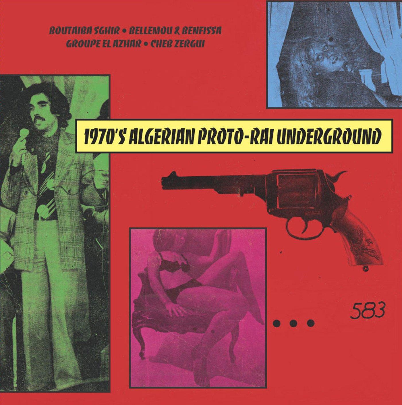 1970's Algerian Proto-rai Underground