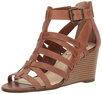Amazoncom Jessica Simpson Womens Cloe Wedge Sandal Shoes