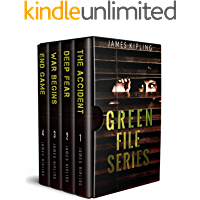 Green File Crime Thrillers Boxset: A Christian Mystery