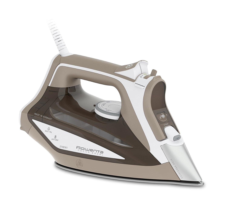 Rowenta Focus Excel DWD Plancha de vapor con suela de acero microsteam