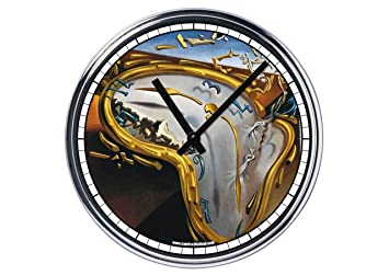 Reloj de Partete de acero Salvador Dali The melthing Watch