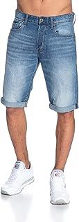 Bermuda Jeans uomo G-Star Denim BLU Medio
