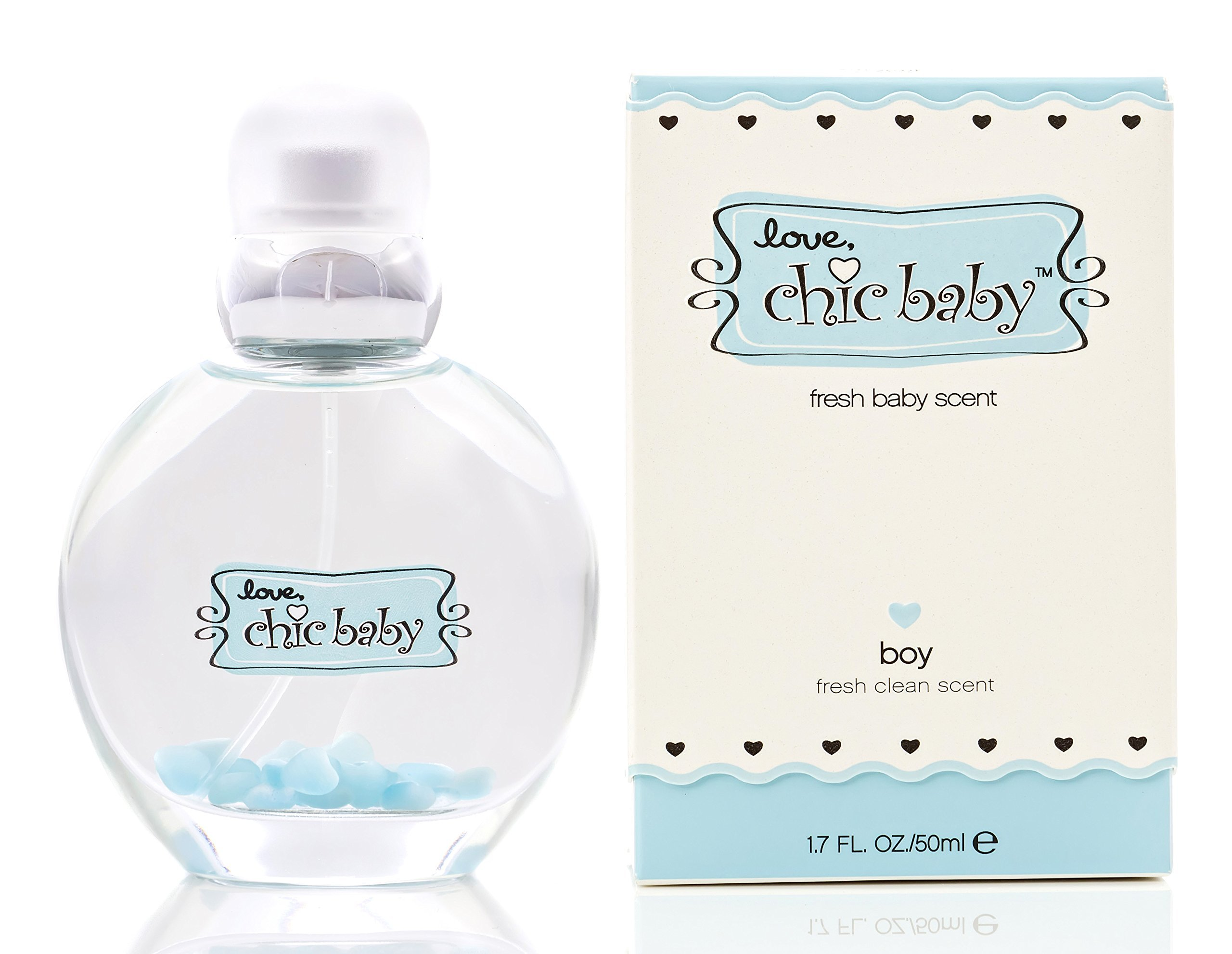 Amazoncom Love Chic Baby Fragrances For Little Girls Baby