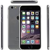 MOEBEAT Apple iPhone 6 / 6S (4,7 Zoll) Schutzhülle TPU Silikon Schutz Hülle Transparent Crystal Clear Case Durchsichtig