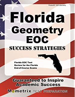 Florida geometry end of course assessment book online florida florida geometry eoc success strategies study guide florida eoc test review for the florida end fandeluxe Image collections