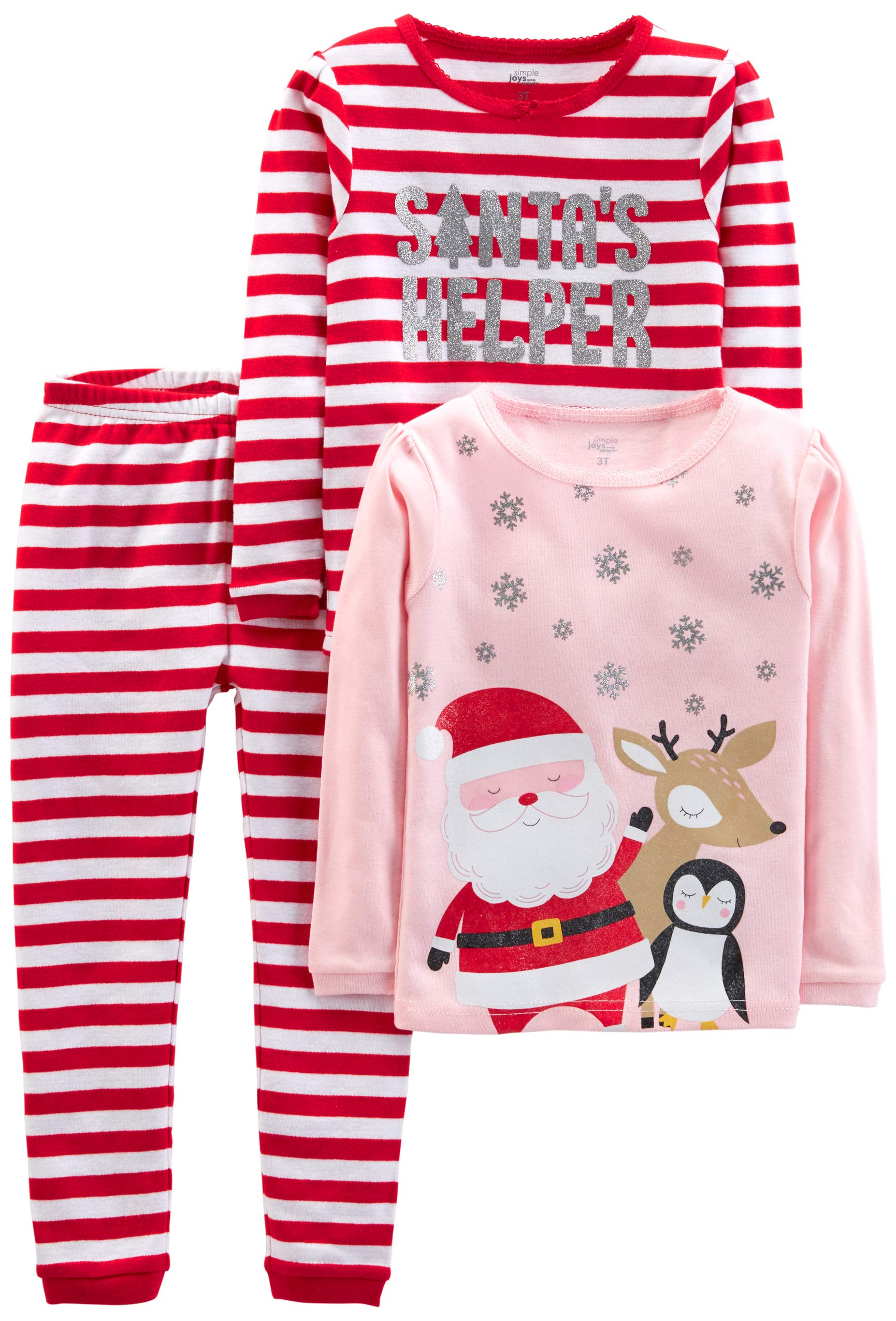 ab9ed911f Best Rated in Baby Girls  Pajama Sets   Helpful Customer Reviews ...