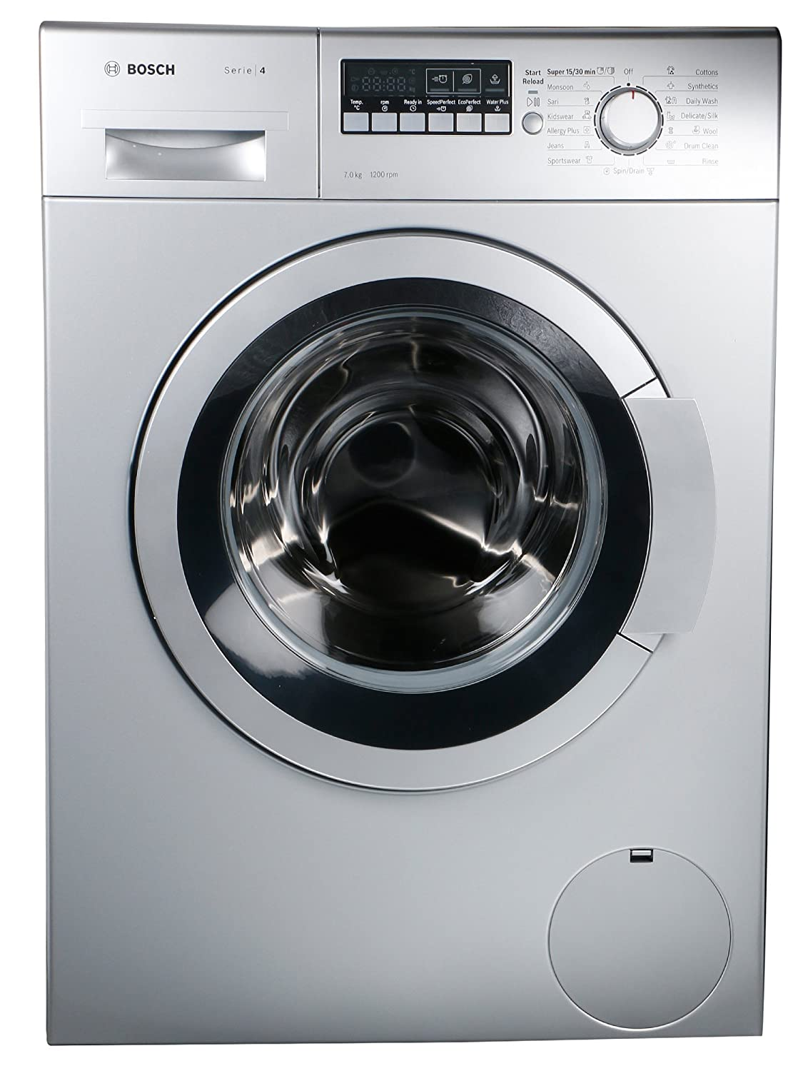 Bosch 7 Kg Fully Automatic Front Loading Washing Machine Wak24268in