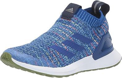 adidas Unisex-Child RapidaRun Ll Knit Running Shoe