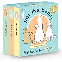 Pat The Bunny Boxed Set For Baby