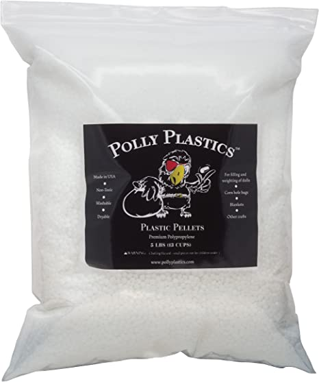 POLY PELLETS 8 LBS MACHINE WASHABLE//DRYABLE  FREE SHIPPING!!
