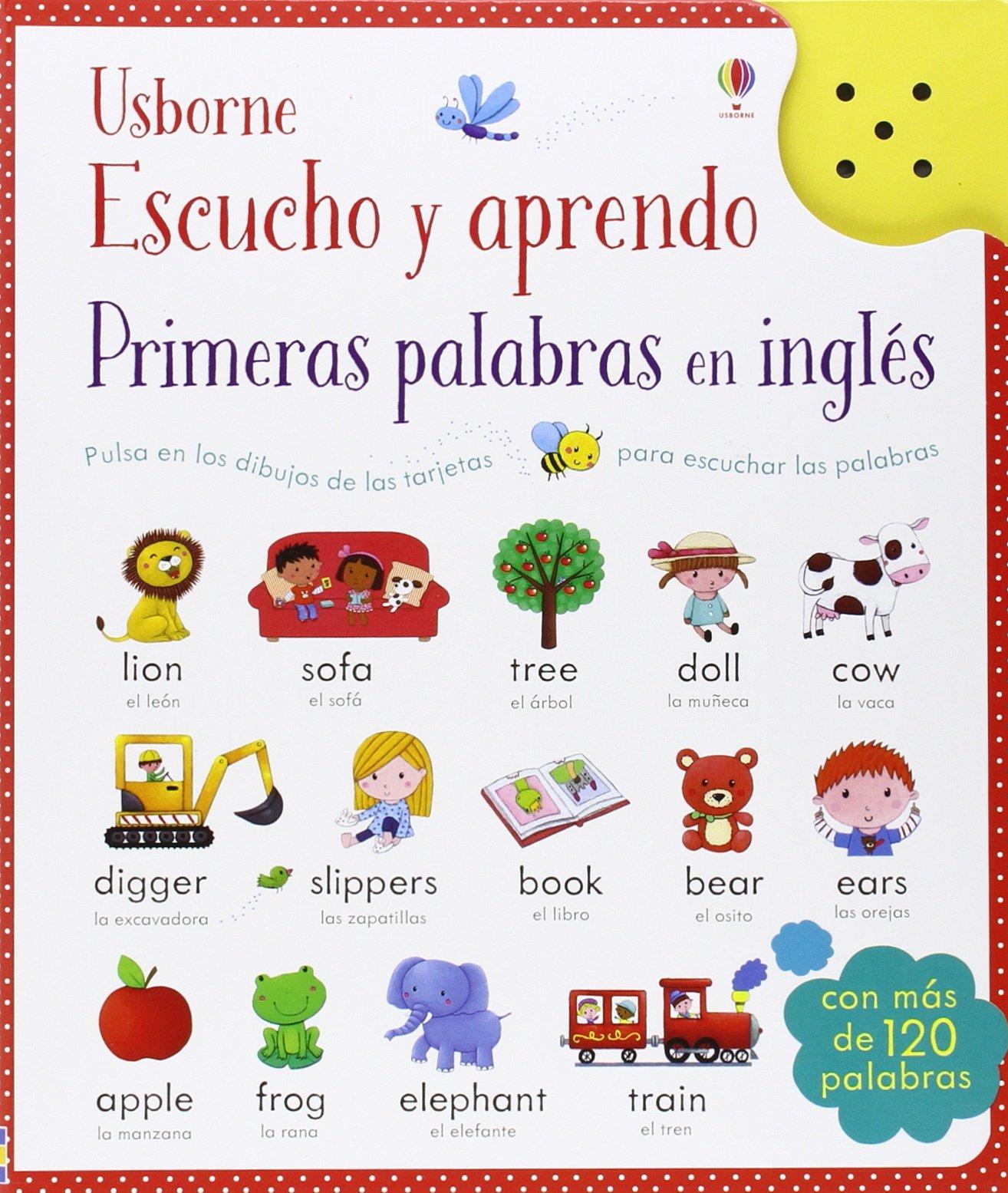 Primeras Palabras En Ingles: Amazon.es: Sam Taplin: Libros en idiomas extranjeros