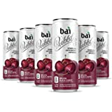 Bai Bubbles, Sparkling Water, Bolivia Black Cherry, Antioxidant Infused Drinks, 11.5 Fluid Ounce Cans, 12 count