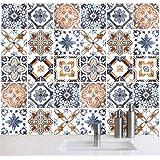 Confezione 25 pezzi adesivi per piastrelle formato 20x20 - Made a mano piastrelle ...