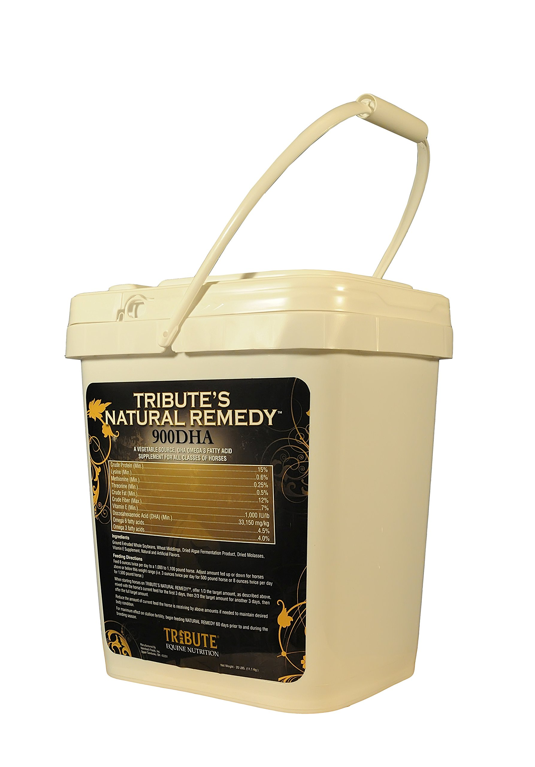 Kalmbach Feeds Tribute's Natural Remedy for Horse, 20 lb
