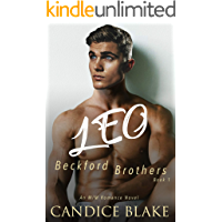 LEO (Beckford Brothers Book 1): An MM Romance Novel book cover