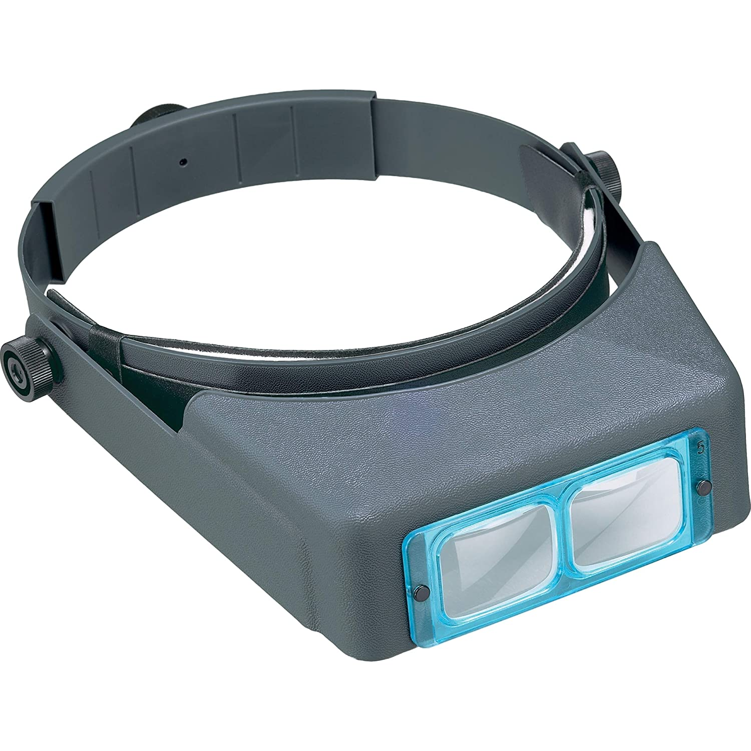 Donegan Optical OPTIVISOR Precision Binocular Headband Magnifier OR Spare Lenses