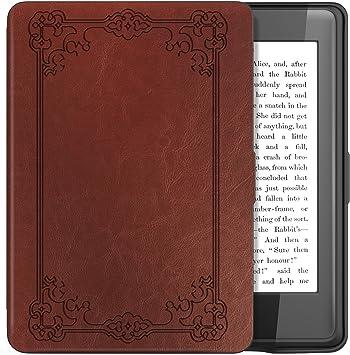 TiMOVO Kindle Paperwhite Funda - Delgada Cubierta Case Ligera ...