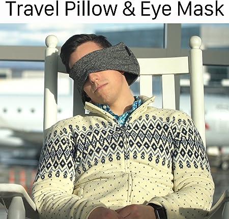 Voyage Pillow Kickstarter Authentic 2