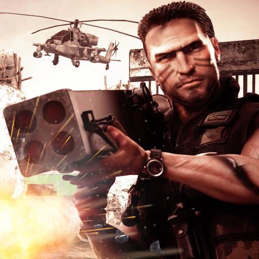 Target Counter Terrorist : Gun War Games (Counter Target)