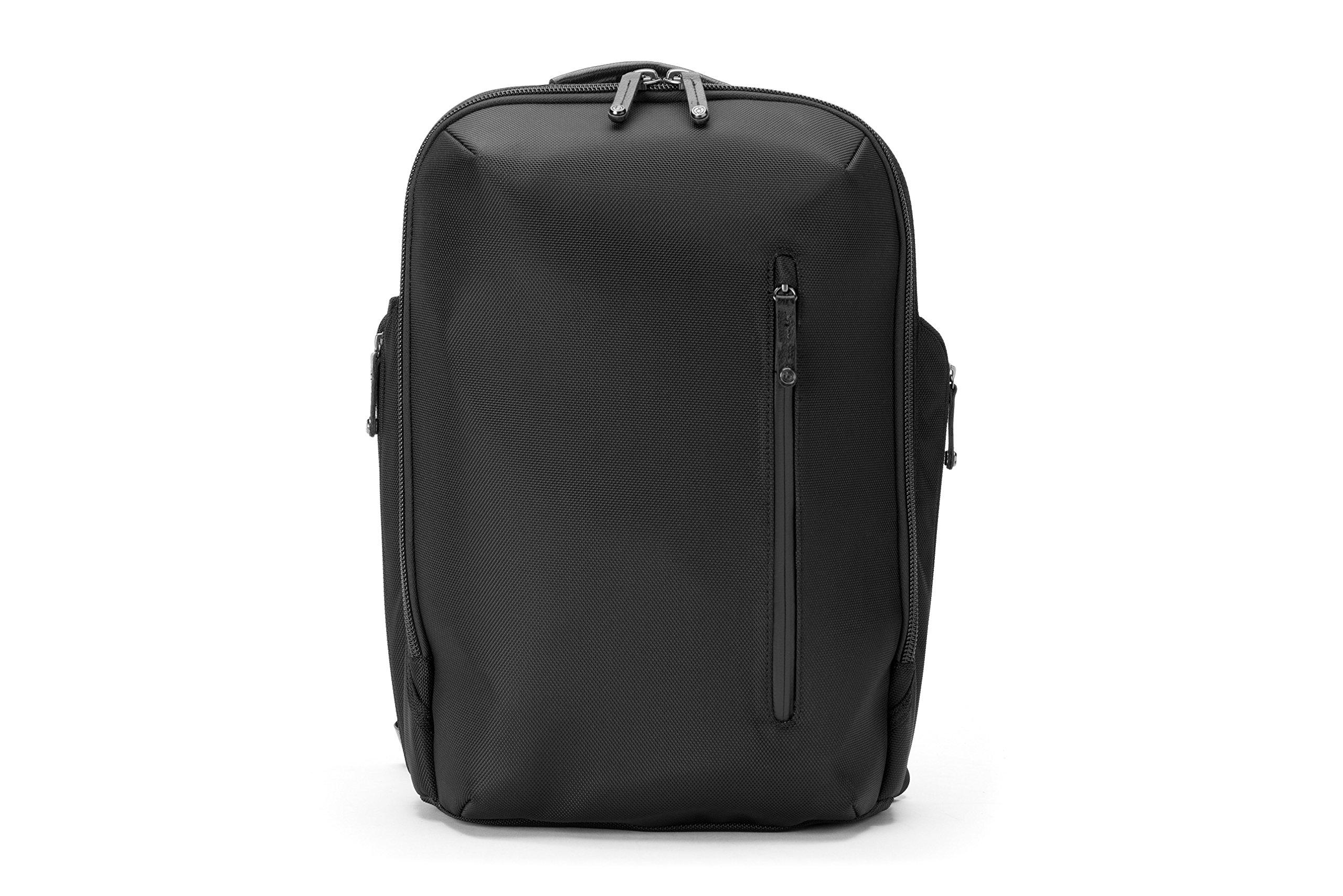 Booq Pack Pro Backpack, Black-Nylon