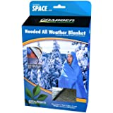 All Weather Blanket With Hood