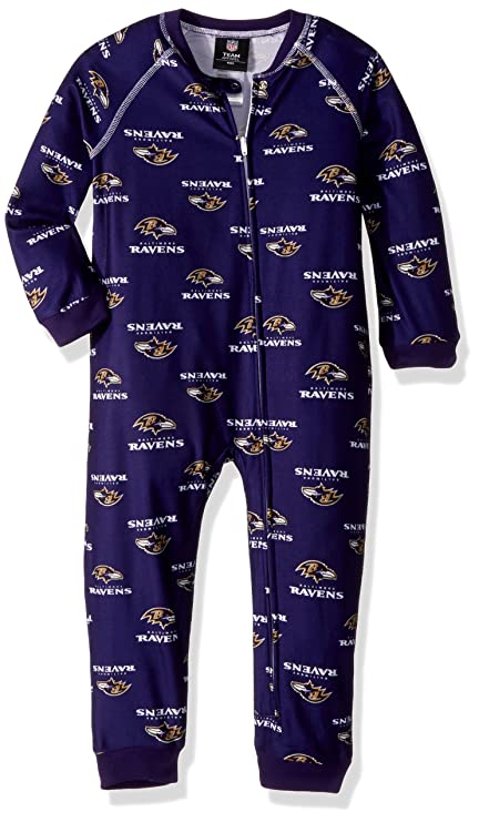 99377c315 Amazon.com  NFL Boys Toddler Zip Up Coverall  Sports   Outdoors