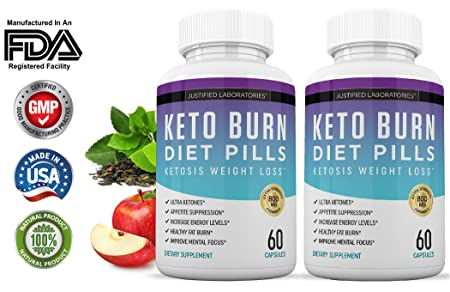 Keto Diet Pills Burn Shred Bhb Salts Advanced Ketogenic Supplement Exogenous Ketones