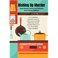 Dishing Up Murder: A Delicious Cozy Mystery Collection (English Edition)