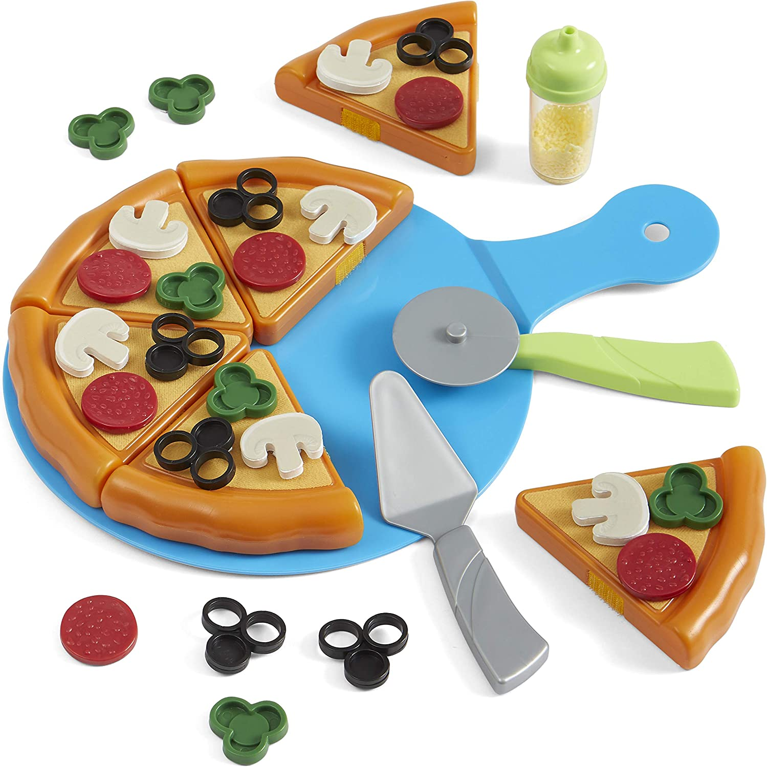 Just Like Home Play Fun Pizza Set