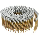 Metabo HPT 13362HPT 1-1/2-Inch x 0.092-Inch Collated Wire Coil Siding Nails | Full Round-Head | Ring Shank | Hot-Dipped…