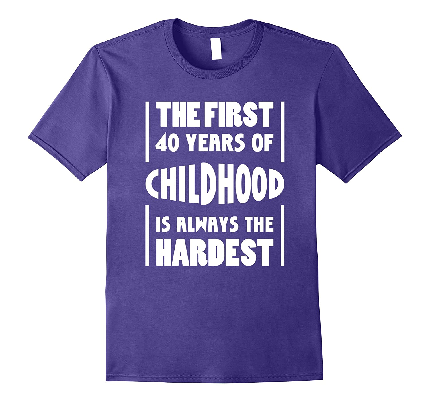 40 Years Old Birthday Gift T-Shirt 40th B-Day T-Shirt Funny