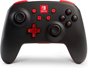 Nintendo Switch Enhanced Wireless Controller - Black