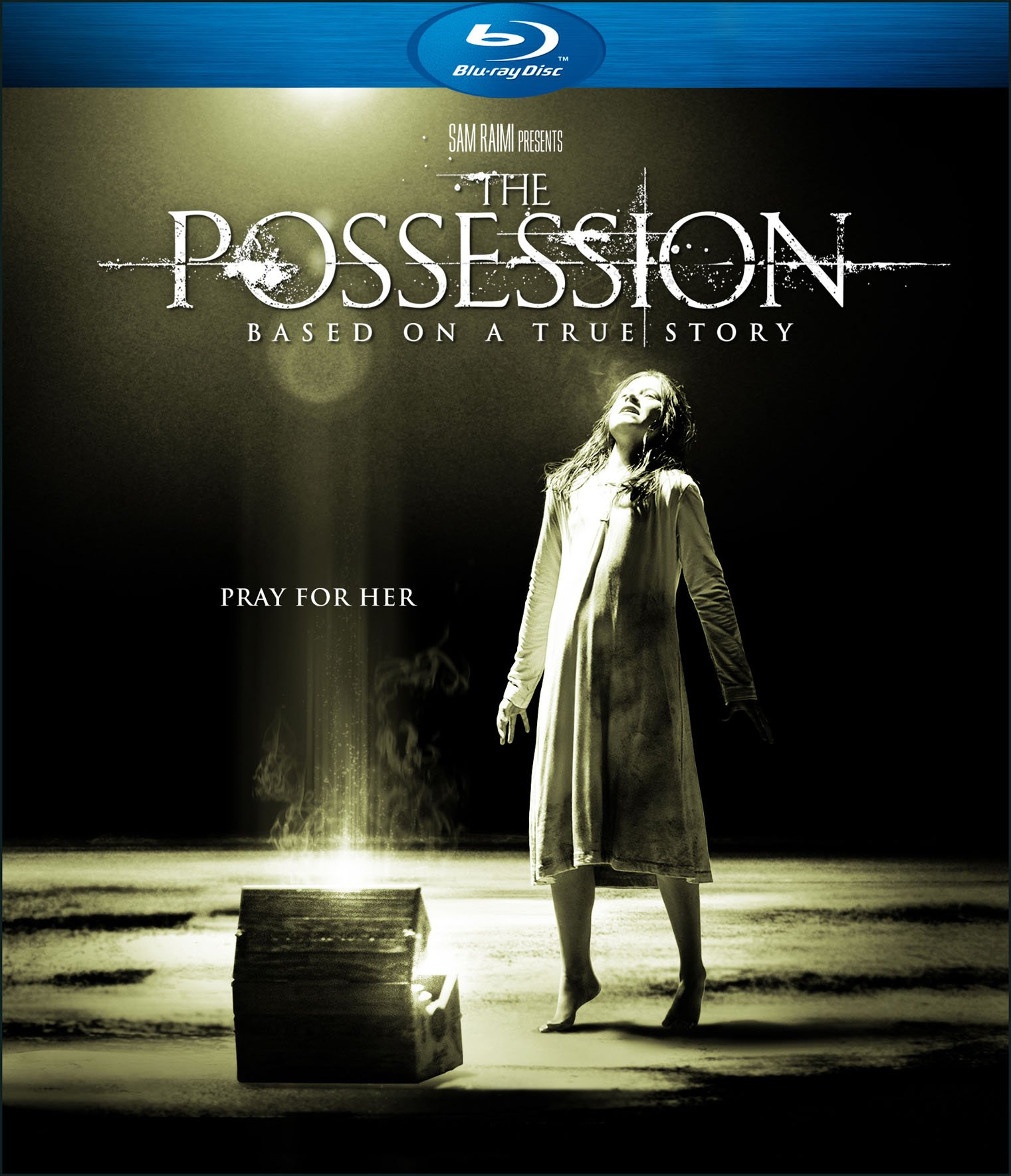 Blu-ray : The Possession (Widescreen, Dolby, AC-3, , Digital Copy)