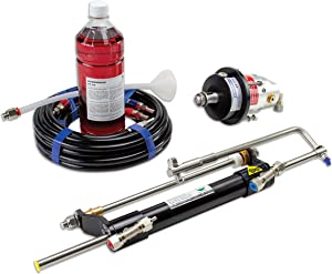 Hydrodrive Hydraulic Steering System for Boat Till 120 HP MF115MRA