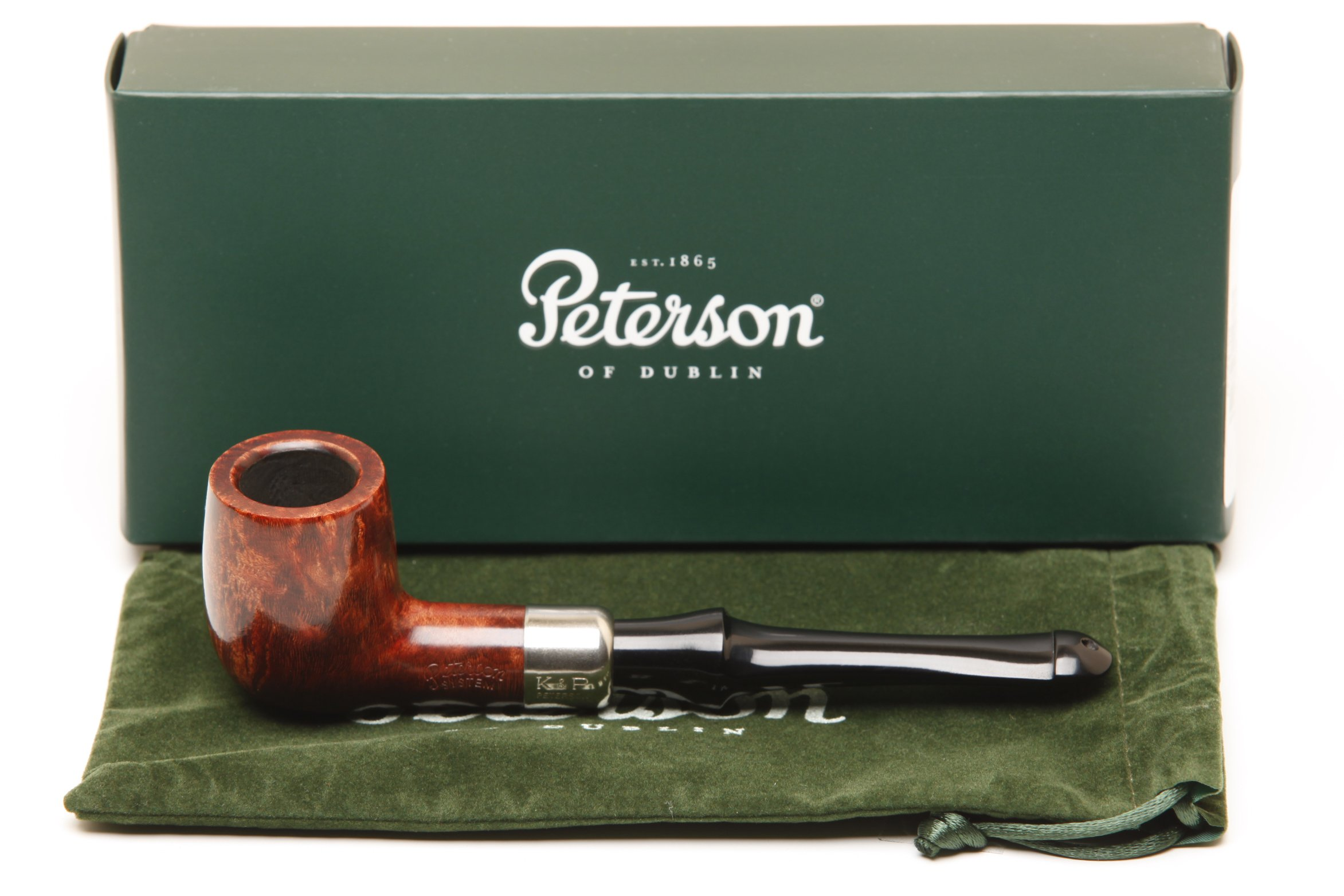 Peterson System 31 Smooth Tobacco Pipe PLIP