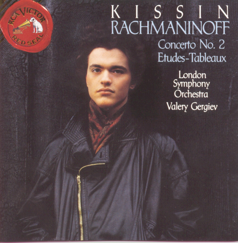Rachmaninoff Concerto No. 2, 6 Études-Tableaux