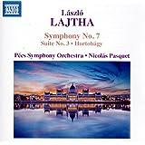 Lajtha: Symphony No. 7 [Pécs Symphony Orchestra; Nicolás Pasquet] [Naxos: 8573647]