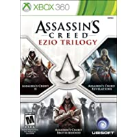 Assassin's Creed - Ezio Trilogy - Xbox 360 - Standard Edition