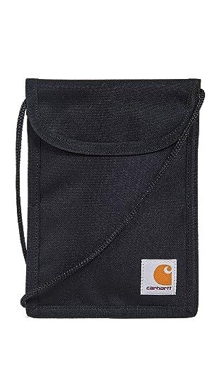 1d92d1ca9a Amazon.com: Carhartt WIP Men's Collins Neck Pouch, Black, One Size: Shopbop  | East Dane (an Amazon company)