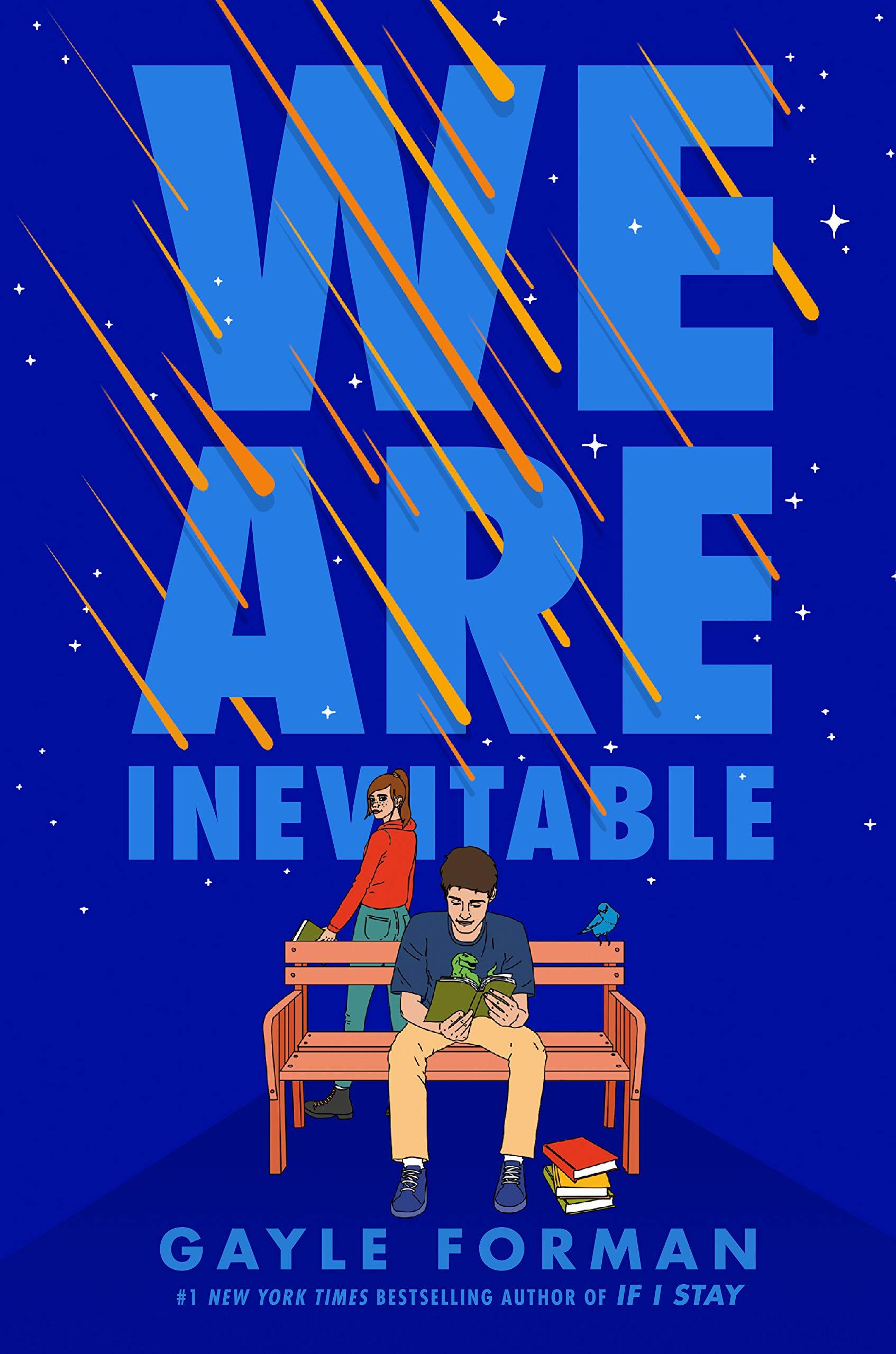 Amazon.com: We Are Inevitable (9780425290804): Forman, Gayle: Books
