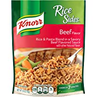 Knorr Rice Sides Dish, Beef, 5.5 oz