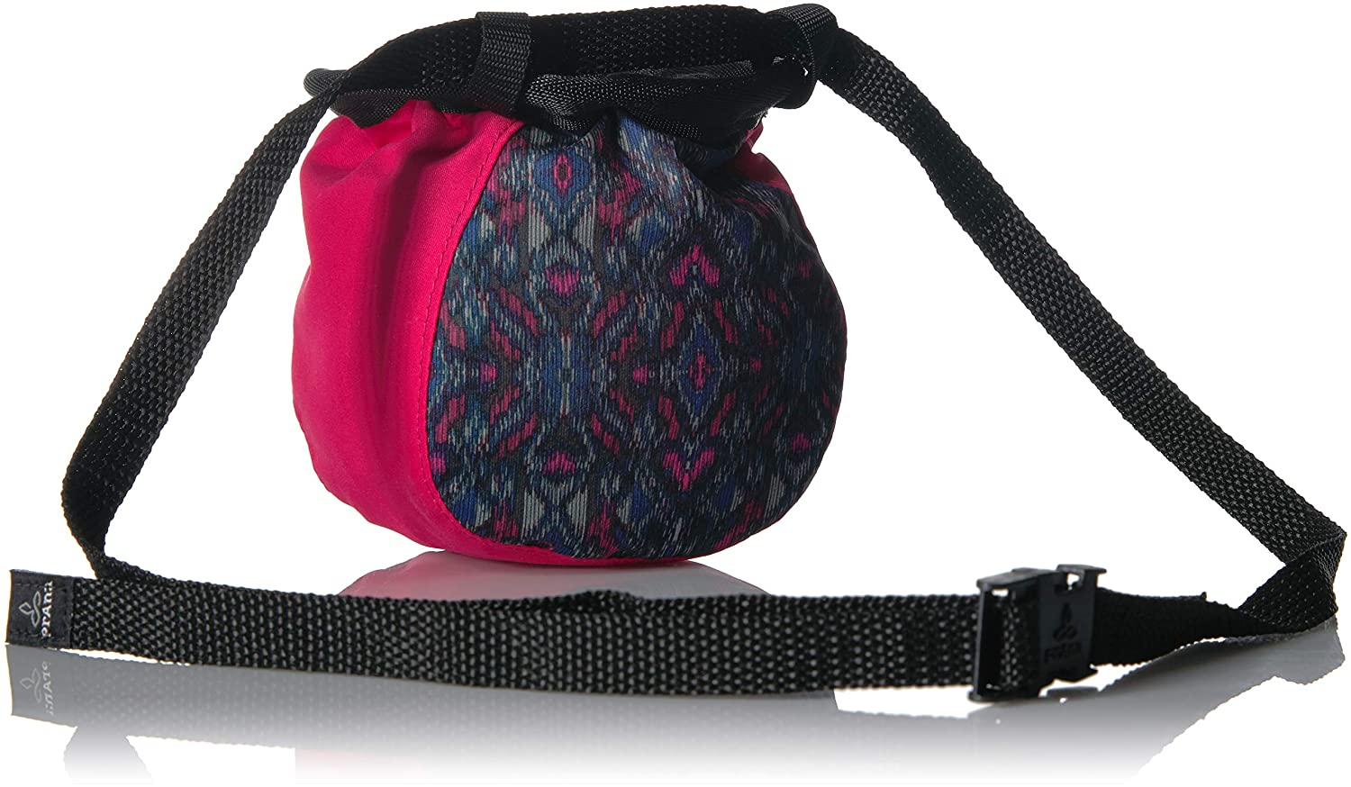 Sapphire Flores prAna Womens Large Womens Chalk Bag With Belt One Size