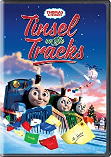 thomas friends tinsel on the tracks