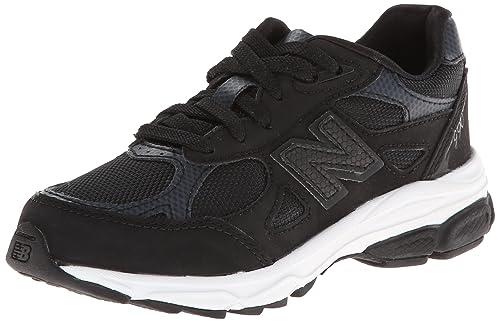 92bdff2af8c65 Amazon.com | New Balance KJ990 Lace-Up Running Shoe (Toddler/Little ...