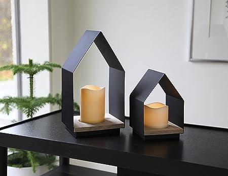 Homyl draht metall zement kerzenhalter votivkerze kerzenständer für