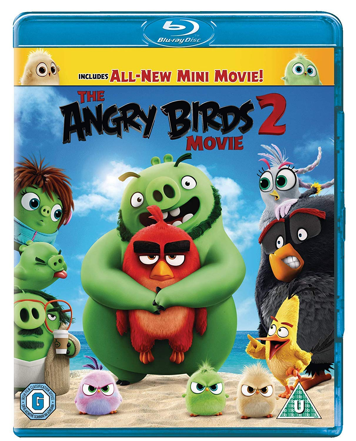 The Angry Birds Kevinfoyle