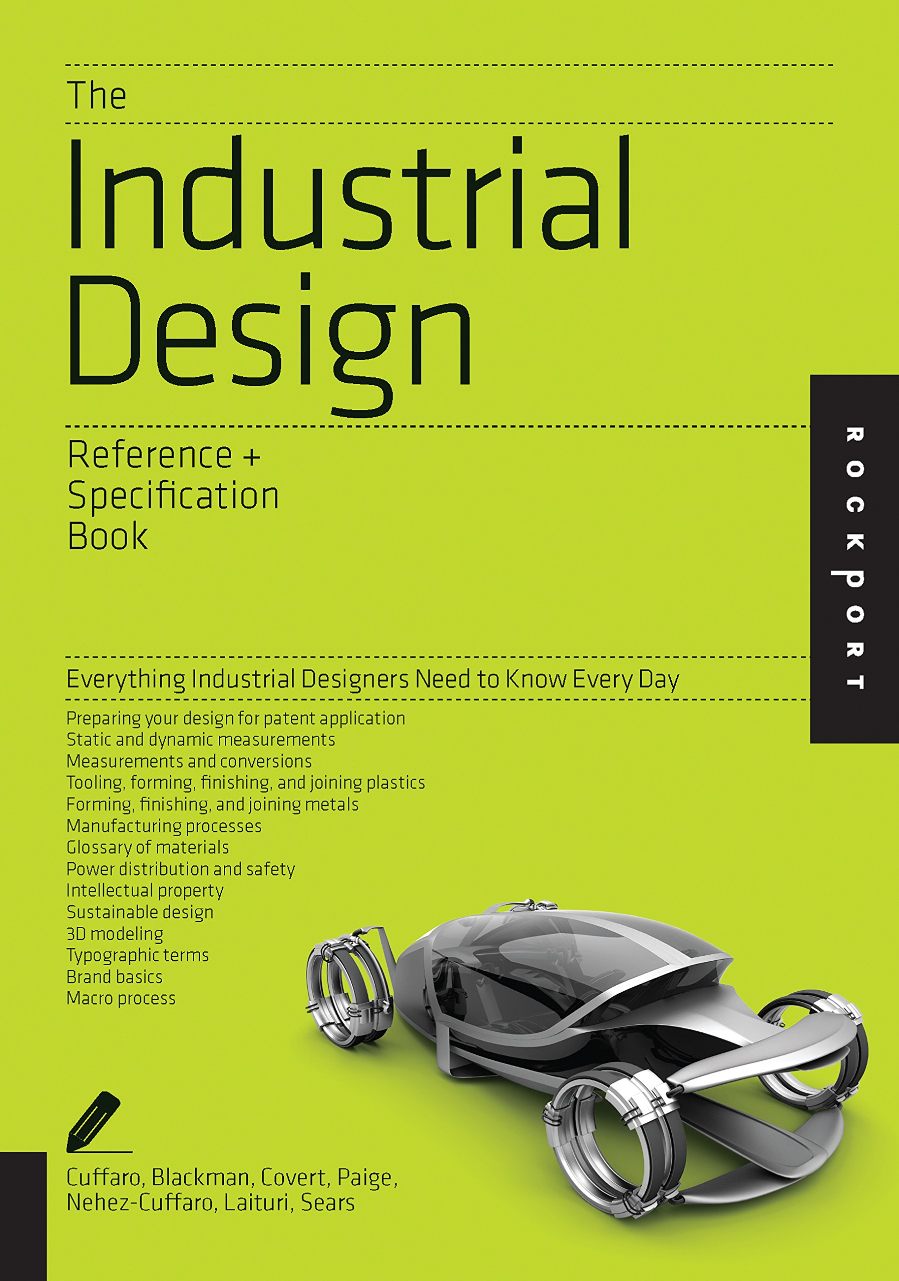 The Industrial Design Reference & Specification Book: Everything ...