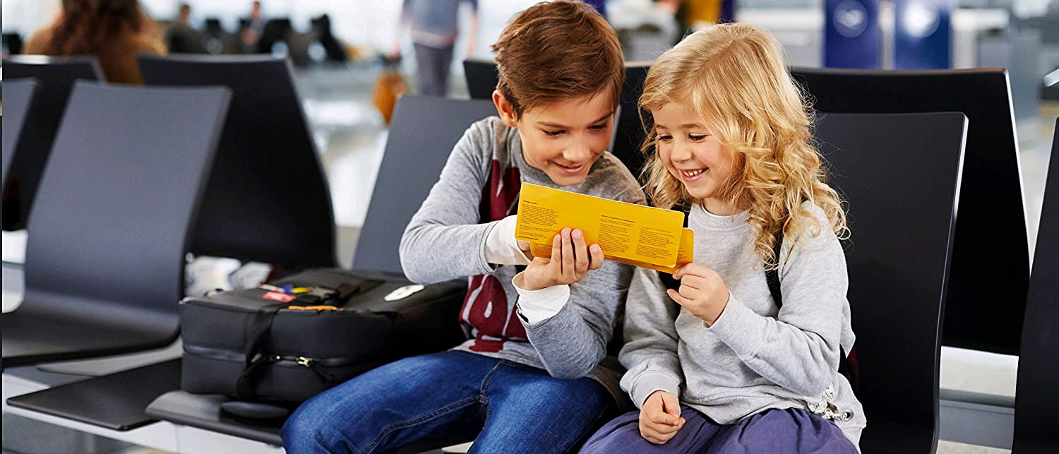 Cares Child Airplane Travel Harness FAA Approved-Cares Safety Restraint System