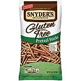 Snyders'S Pretzel Stick Gluten Free, 8 Ounce