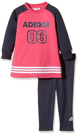Mädchen Adidas Trainingsanzug Jogginganzug Gr. 80